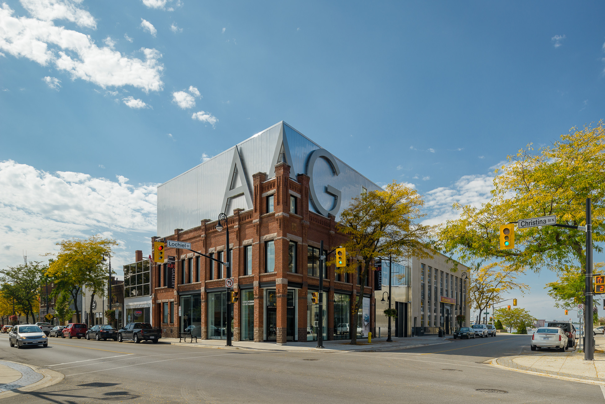 23-Kongats Alix Art Gallery Sarnia Doublespace Toronto Architectural Photography.jpg