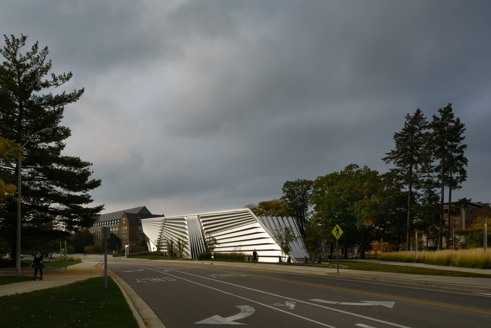 Doublespace Photography Zaha Hadid Architects Broad Museum Lansing - Exterior