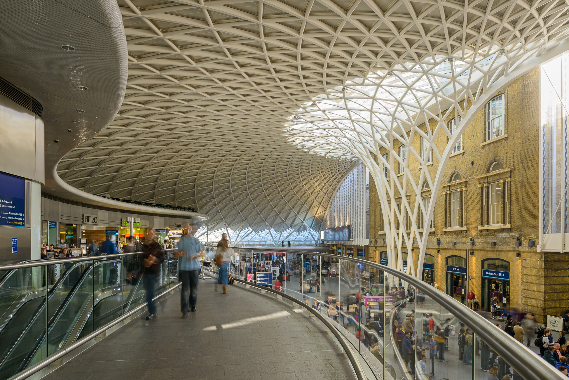 Doublespace Architectural Photography London Kings Cross