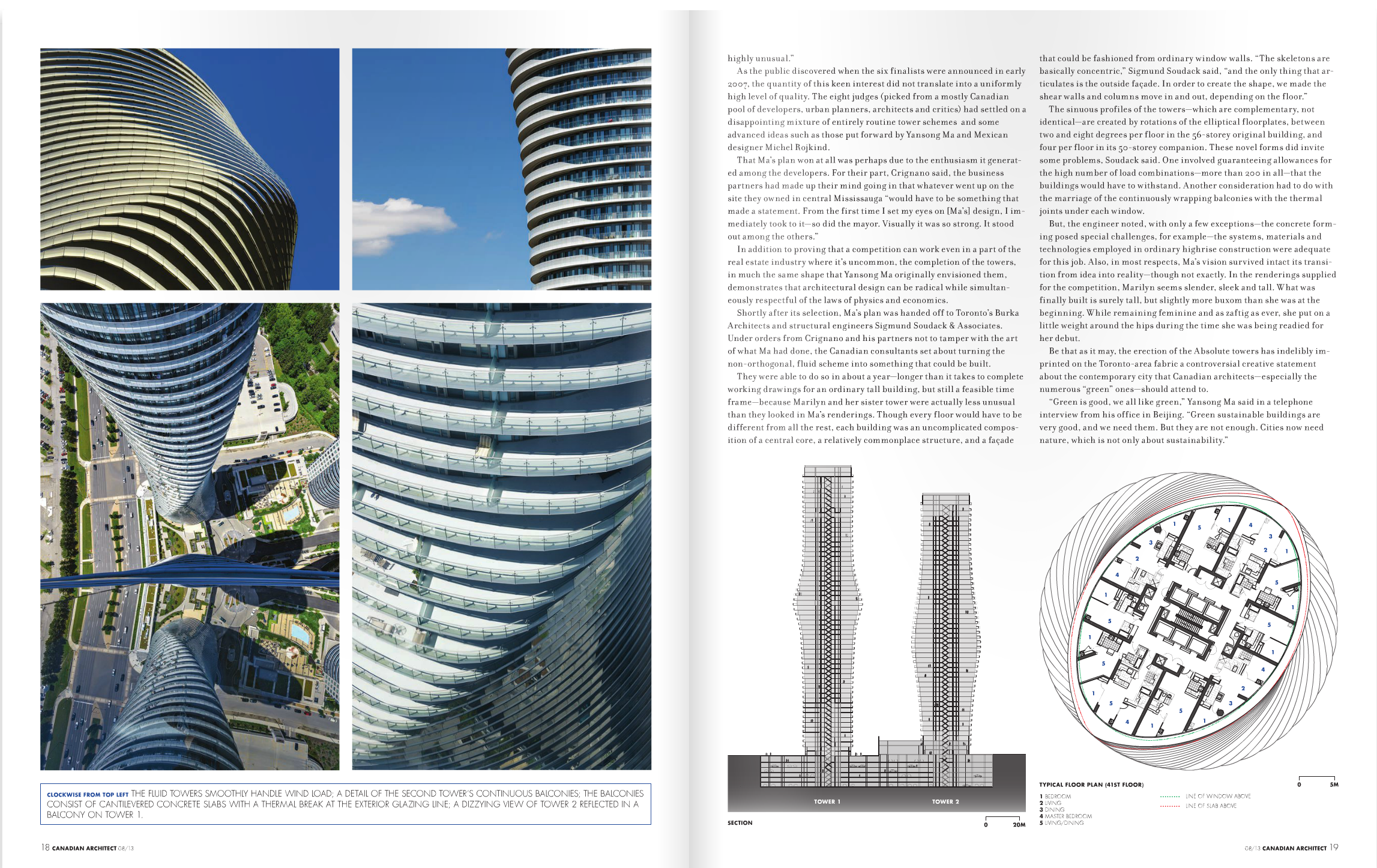Canadian Architect August 2013 -inside 2