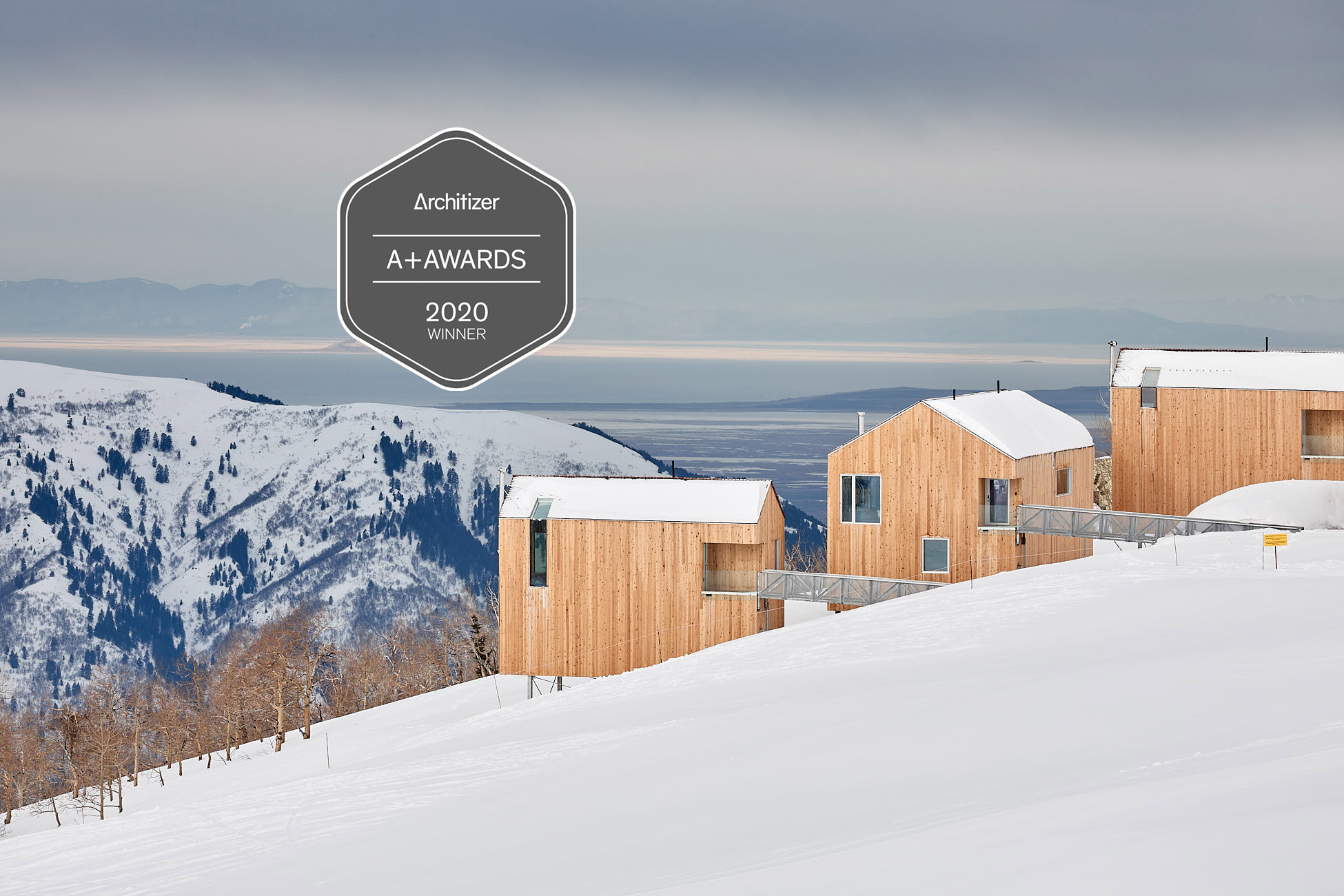 doublespace wins 2020 Architizer A+ Award for Photography and Video
