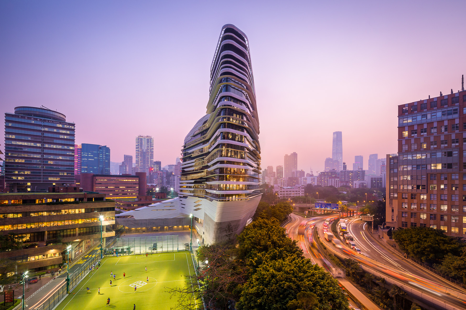 zaha_hadid_patrik_schumacher_innovation_tower_hong kong_poly_doublespace_architecture
